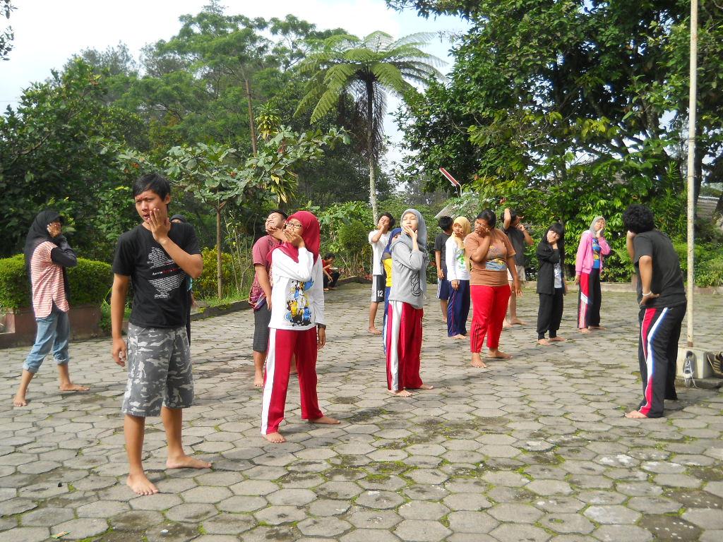 Bengkak Culture Camp 2012